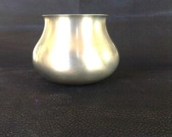 Gibson Pewter Centerpiece Vase