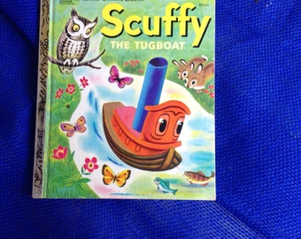 Little Golden Book, Scuffy the Tugboat