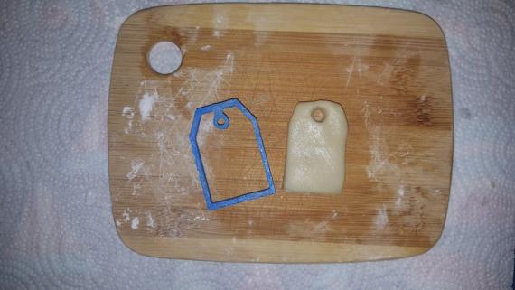 3d printed tea bag cookie cutter for tea