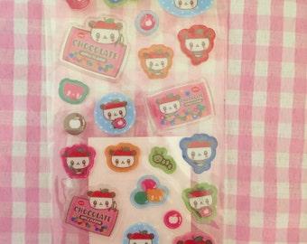 Sanrio Pandapple Sticker Sheet