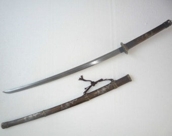 WWII Katana - Decorative Japanese Sword