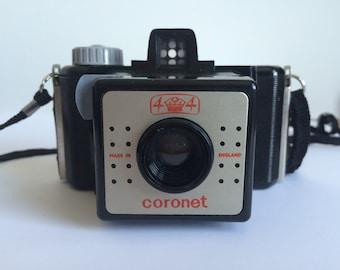 Retro camera Coronet