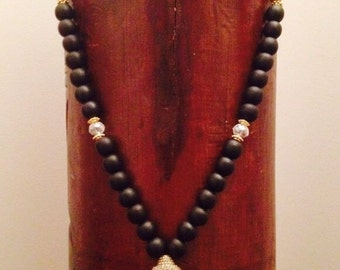 UB Buddha head necklace (UB. UB.09)