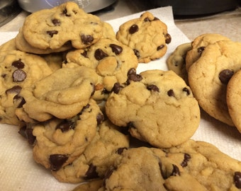 Yummiest Chocolate Chip Cookie