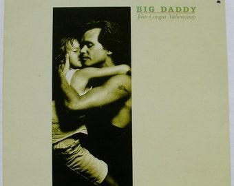 John Cougar Mellencamp, Big Daddy 1989 Vinyl Record