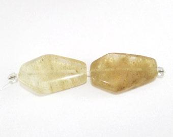 Bead, quartz glass, en493