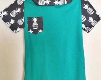 Sweater hooded pineapple, Pineapples Hoodie T-Shirt