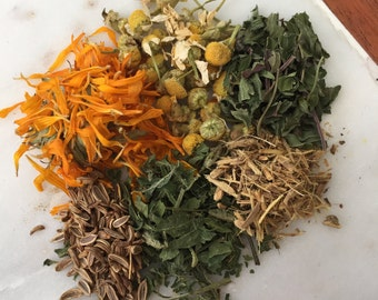 Clear Skin herbal tea blend
