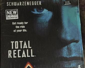 Total Recall - Widescreen Edition- Laserdisc