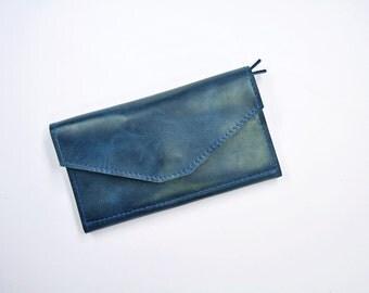 Leather wallet women, women leather wallet purse, leather wallet, carryall, credit card wallet, leather purse, womens wallet, handmade purse