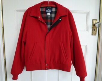 Woolrich bomber jacket