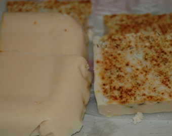 Rosemary Citrus Goat's Milk Soap