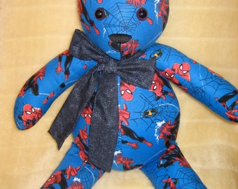 Spiderman Teddy