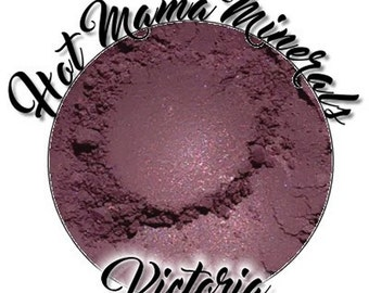 Victoria Eye Candy Mineral Eyeshadow Mauve Vegan