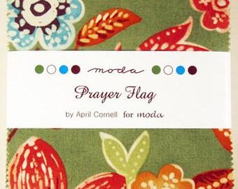 TWO Moda Prayer Flag Charm Packs