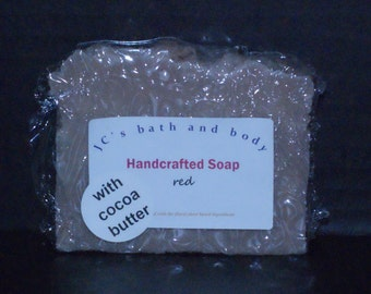 Natural Soap with Cocoa Butter 4.3+ ounces