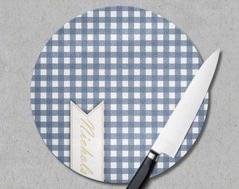 Personalized Cutting Board, Glass Cutting Board, Cutting board, Kitchen Decor, Wedding Gift, Anniversary Gift, Housewarming Gift