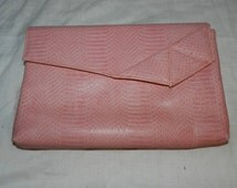 Unique Alligator Clutch Related Items Etsy