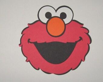 Elmo Die Cuts (20)