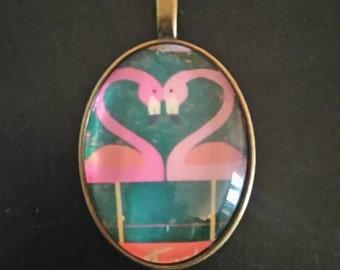 Medallion more Flemish chain rose lovers