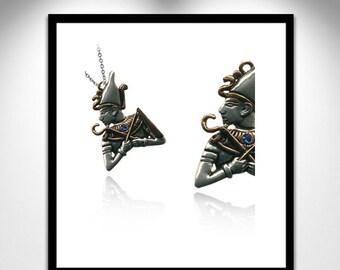 Osiris necklace _ necklace Osiris
