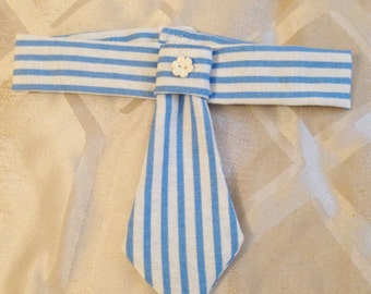 "Pet Tie ""Sailor"" - Pet tie for dogs and cats"