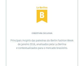 Report Berlin Fashion Week