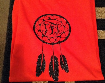 Dreamcatcher Monogram tshirt