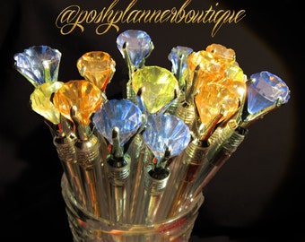 The Family Jewels Gel Pens