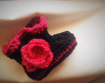 Crochet Boots, Booties, Slippers