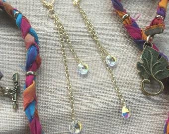 Drops of Sunshine' Swarovski Crystal Earrings