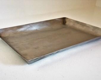 Handmade Stainless Steel Tray