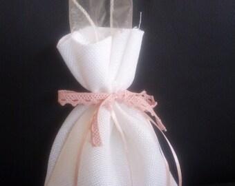 Wedding sugared almonds