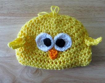 Hat, Duck, Yellow, Orange, Baby Shower Gift