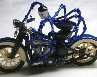 Harley Ridin' Spider