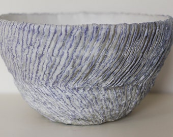 Textured Arrow Bowl