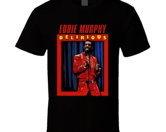 Eddie Murphy Comedian Delirious T Shirt