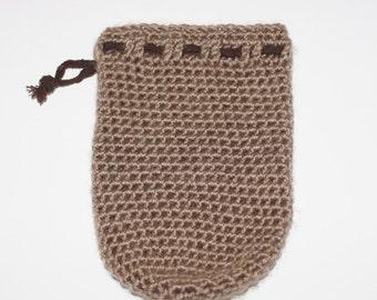 Crochet Wrist Pouch