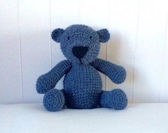 Blue Baby Teddybear