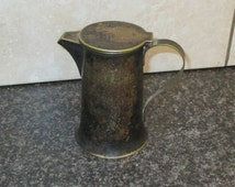 MAPPIN and WEBB water Pitcher circa 1920