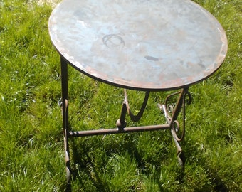 FOLDING TABLE GARDEN