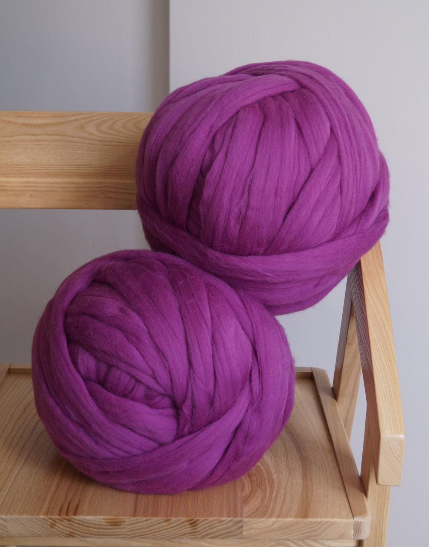 Arm Knitting Yarn : Kg super bulky yarn gigant chunky wool