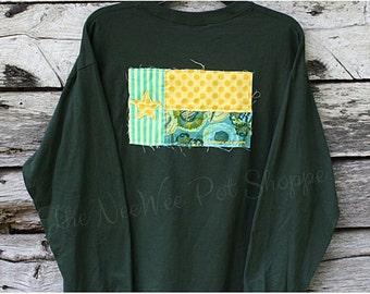Texas Flag college tee//Texas Shirt//Baylor shirt//Baylor Bears// Baylor University Shirt// UT Shirt// University of Texas// Aggie Shirt