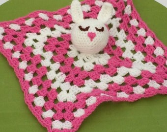 Bunny Snuggy Crochet