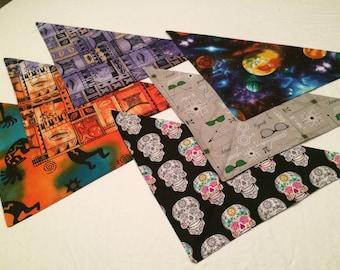 Fursuit bandanas - Various prints