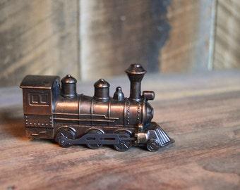 Metal Pencil Sharpener; Train Pencil Sharpener