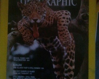 NATIONAL GEOGRAPHIC November 1977