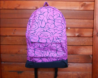 SALE! Brain backpack bag