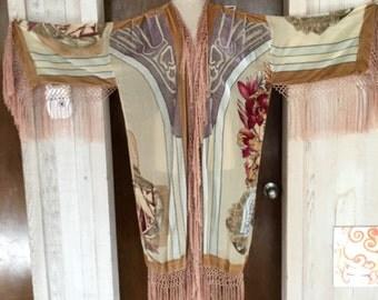 Kimono/Duster Alphonse Mucha