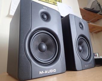 M-Audio Bx5 D2 Speakers